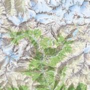 carta escursionistica valmalenco