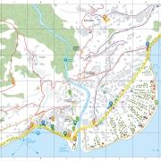 mappa Domaso