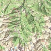 carta escursionistica valgerola