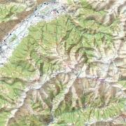 carta escursionistica valgrigna