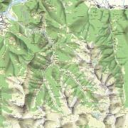 carta escursionistica valtartano