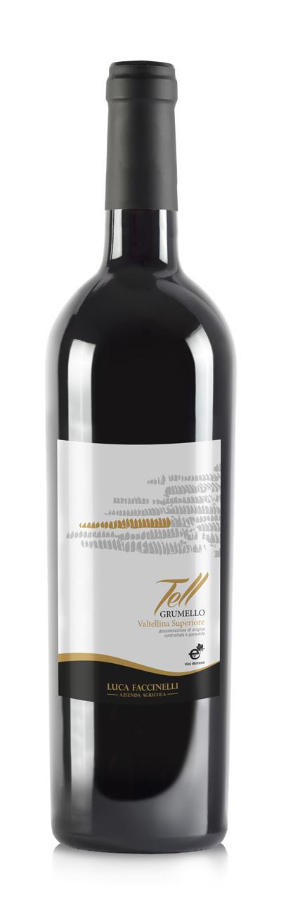 etichetta vino tell