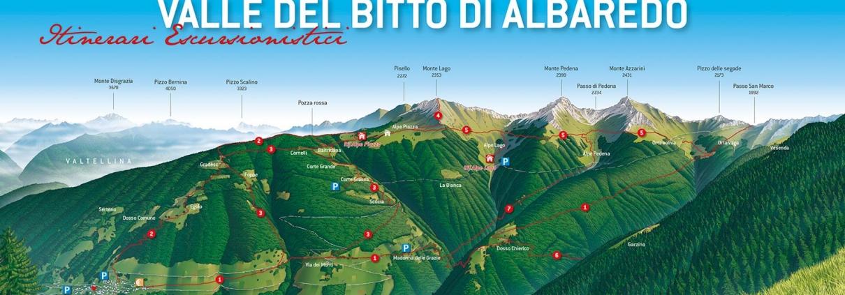 plastigrafia valle del Bitto di Albaredo